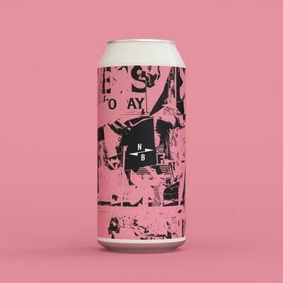 North Brew Take Down Your Art Sour IPA