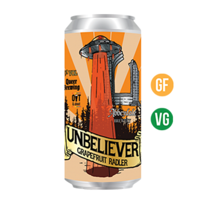 Abbeydale Unbeliever Grapefruit Radler