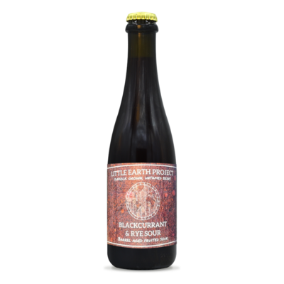 Little Earth Project Blackcurrant & Rye Sour
