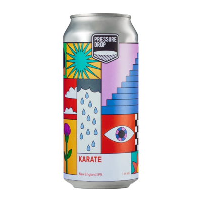 Pressure Drop Karate NE IPA