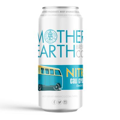 Mother Earth Cali Creamin Nitro Cream Ale