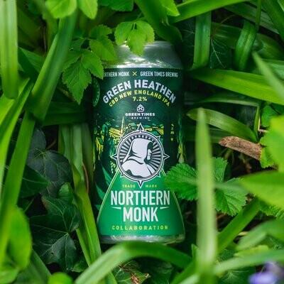 Northern Monk Green Heathen 2021 NE IPA