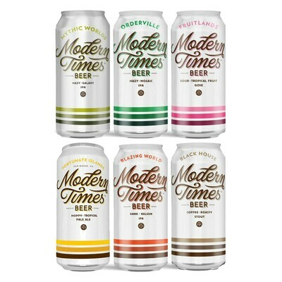 Modern Times Variety Pack