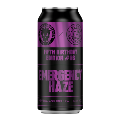 Fierce x Dugges Emergency Haze NE TIPA