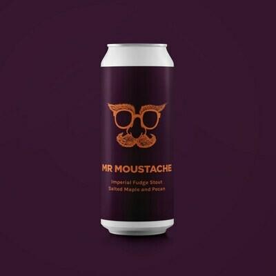 Pomona Island Mr Moustache Imperial Fudge Stout