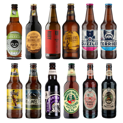 Yorkshire Real Ale 12 Pack