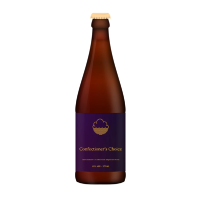 Cloudwater Confectioner's Choice Chocolatier's Collection BA Imperial Stout