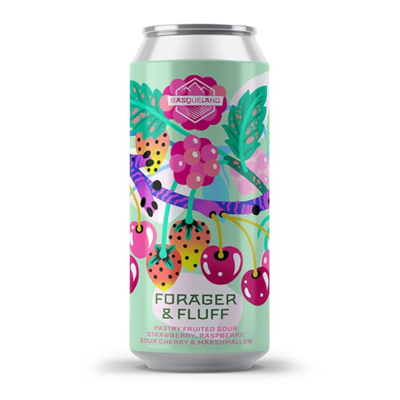 Basqueland Forager & Fluff Pastry Sour