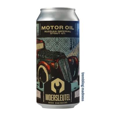 De Moersleutel Motor Oil Russian Imperial Stout