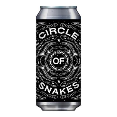 Black Iris Circle of Snakes DIPA
