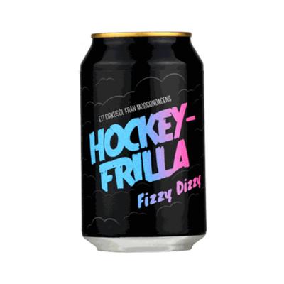 Morgondagens Hockeyfrilla Fizzy Dizzy Fruited Berliner Weisse