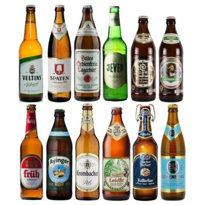 German Lager 12 Pack