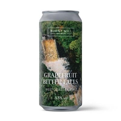 Burnt Mill Grapefruit Bitter Falls Pale Ale