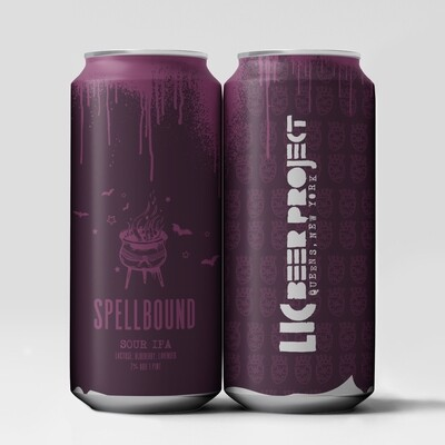 LIC Beer Project Spellbound Fruited Sour