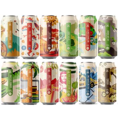 Brew York 12 Pack + Free Harmony Glass