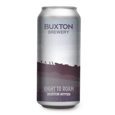Buxton Right To Roam Bitter