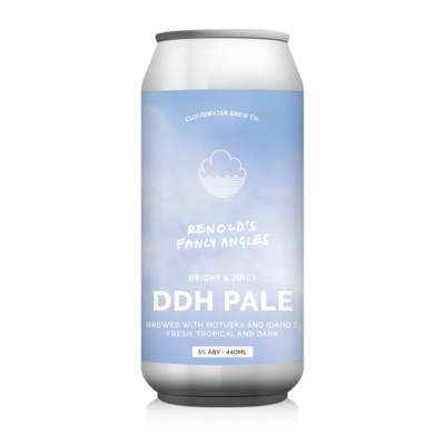 Cloudwater Renold's Fancy Angles DDH Pale Ale