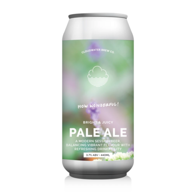 Cloudwater How Wonderful Pale Ale