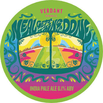 Verdant Neal Gets Things Done IPA KEG (1.5 or 4 Pints)