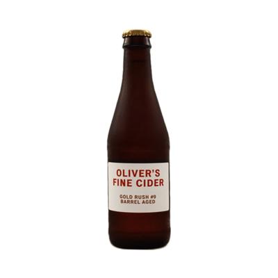 Oliver's Gold Rush #9 Barrel Aged Cider