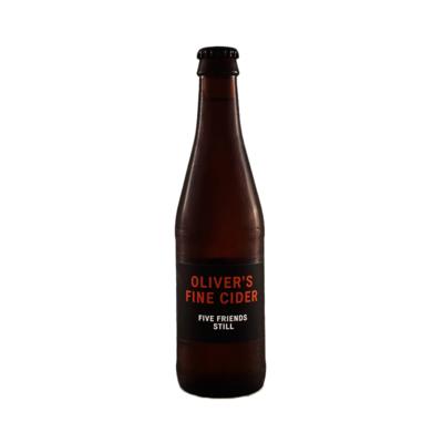 Oliver's Five Friends Still Cider