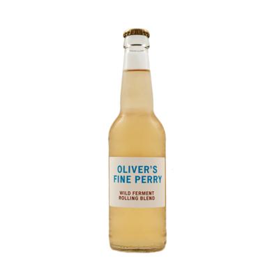 Oliver's Fine Perry Wild Ferment Rolling Blend Cider