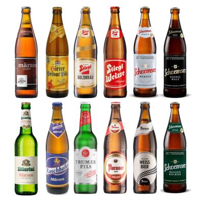 Austrian Beer 12 Pack