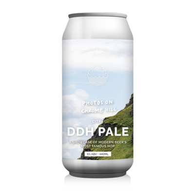 Cloudwater Photos On Chrome Hill DDH Pale Ale