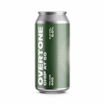 Overtone Chip At 50 IPA