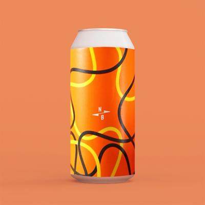North Brew x Chow Down Mandarin & Orange Pale Ale