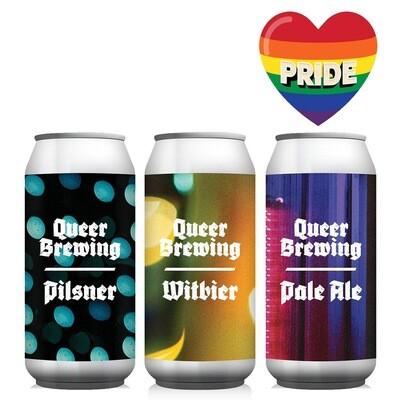 Queer Brewing Triple Pack