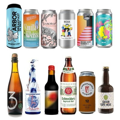 """""""Best Of"""" Fathers Day Variety 12 Pack"""