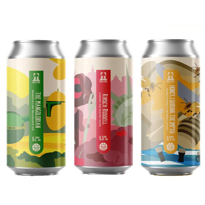 Brew York Live Tasting Pack