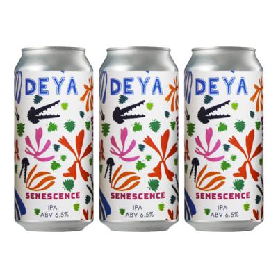 Deal of The Day Deya Senescence IPA Triple Pack