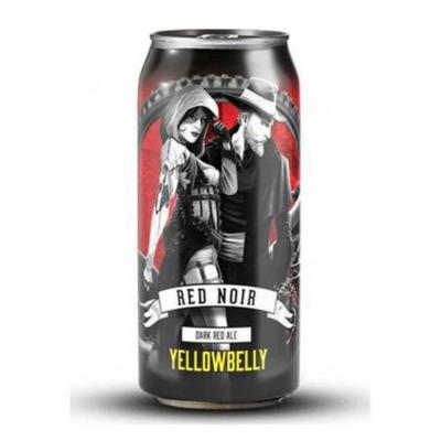 Yellowbelly Red Noir Dark Red Ale