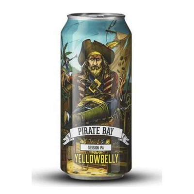 Yellowbelly Pirate Bay Session IPA