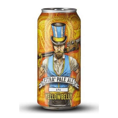 Yellowbelly Citra Pale Ale