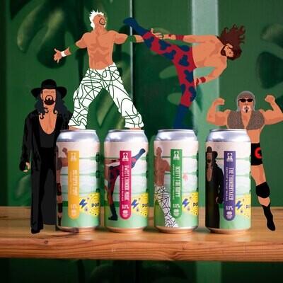 Brew York Survivor Series 4 Pack
