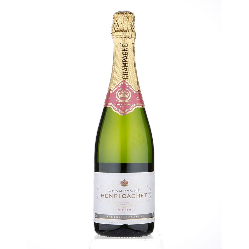 Henri Cachet Champagne Brut