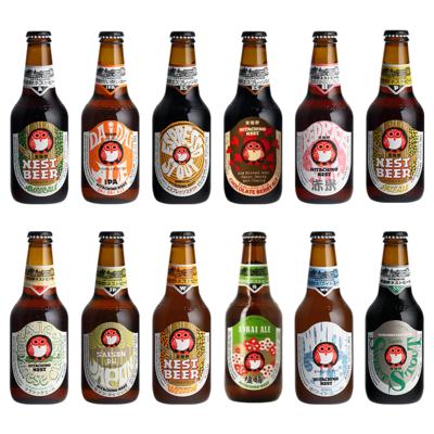 "Featured Brewery ""Hitachino Nest 12 Pack"