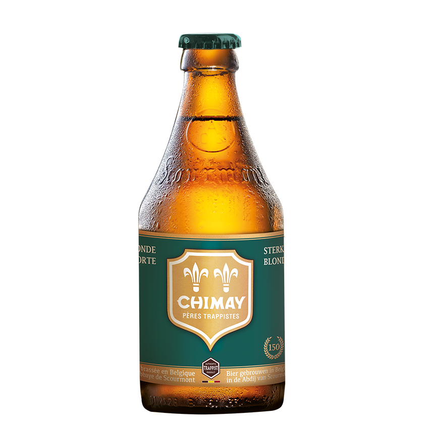 Chimay 150 Strong Blonde Ale