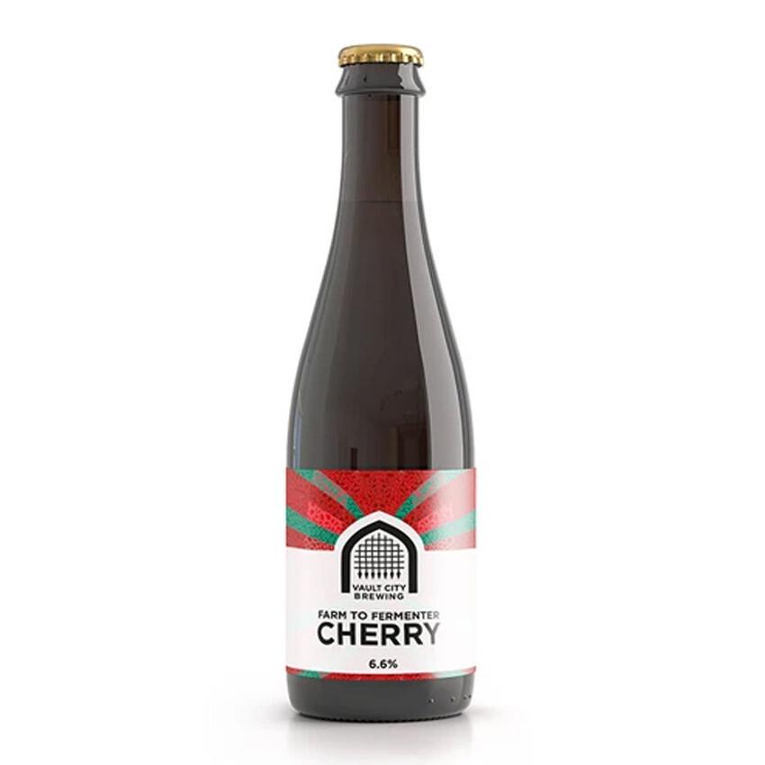 Vault City Farm to Fermenter Cherry Sour