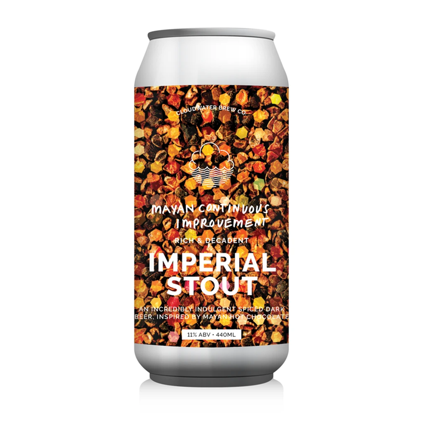 Cloudwater Mayan Continuous Improvement Imperial Stout