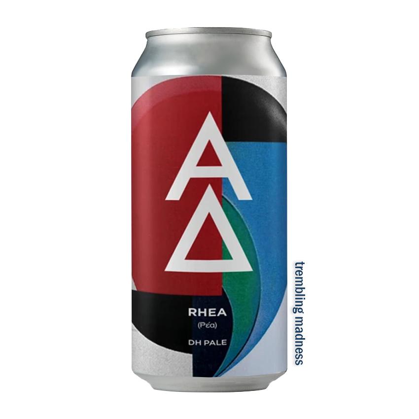 Alpha Delta Rhea DH Pale Ale