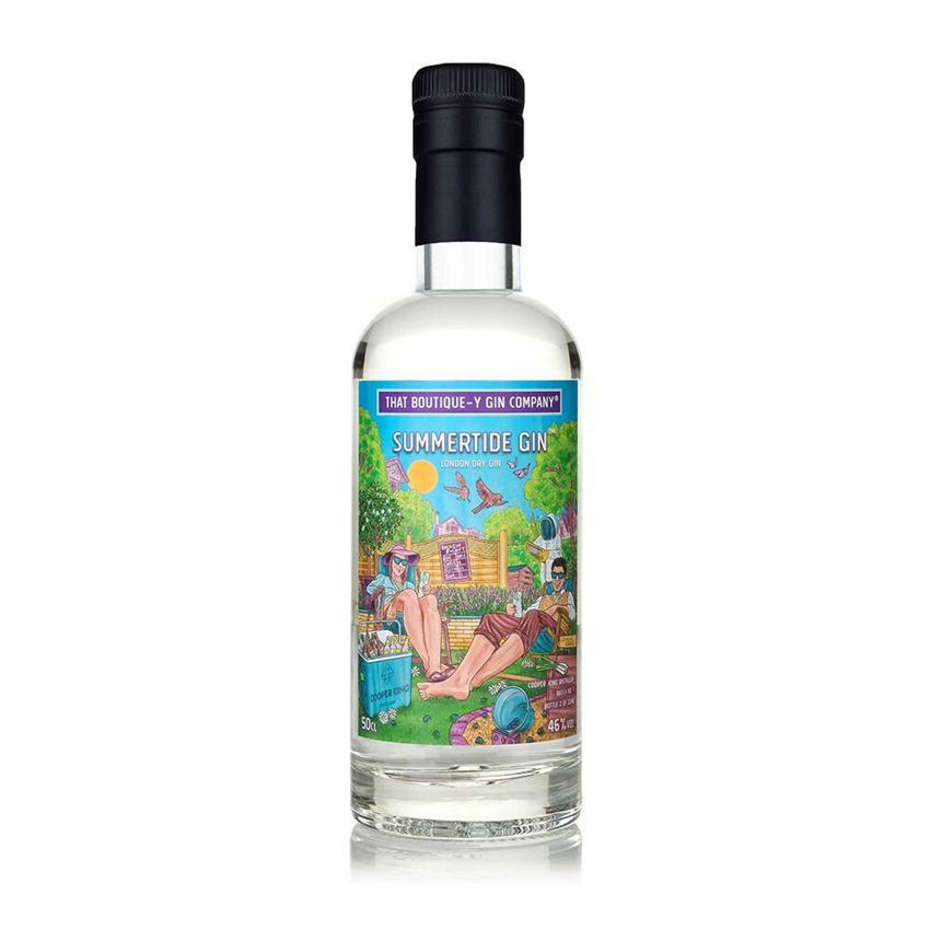 That Boutique-y Gin x Cooper King Summertide Gin