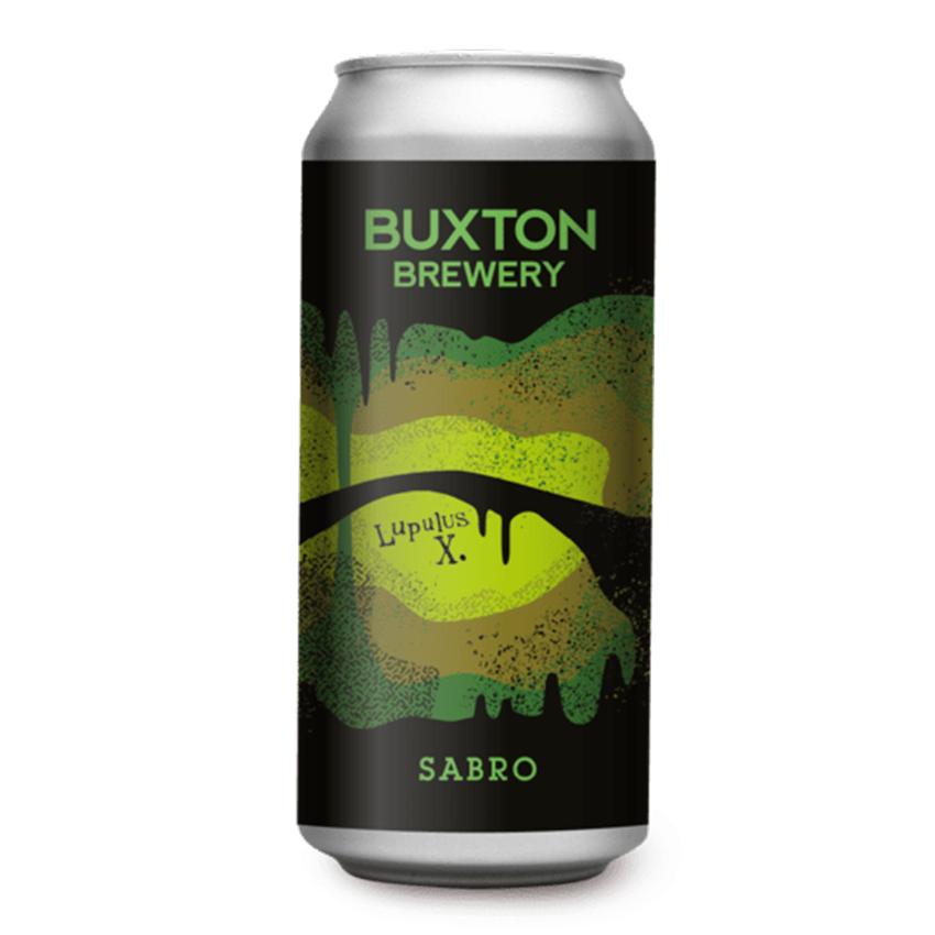 Buxton Lupulus X Sabro IPA