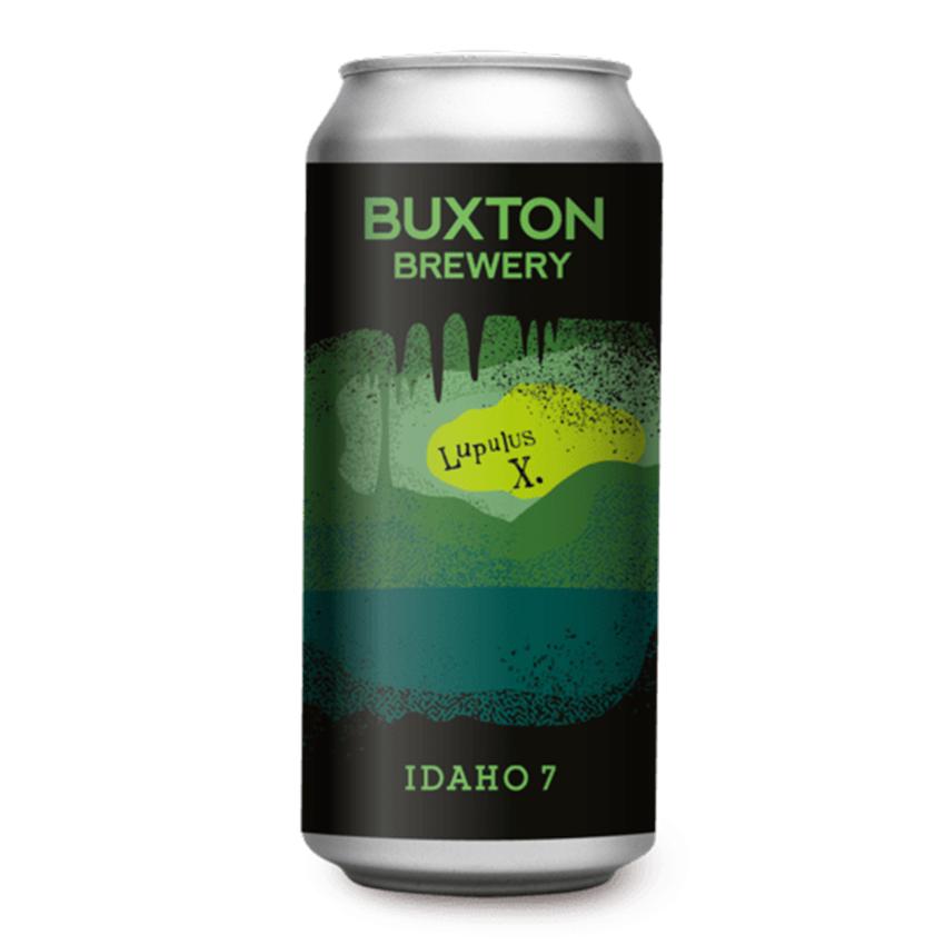 Buxton Lupulus X Idaho 7 IPA