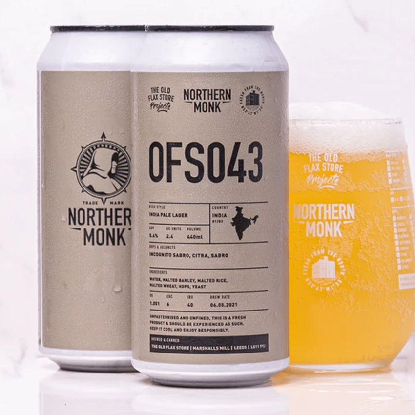 Northern Monk OFS043 India Pale Lager
