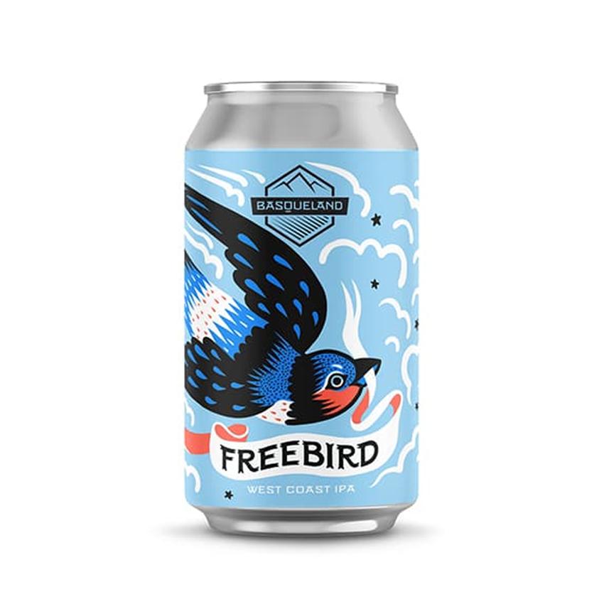 Basqueland Freebird WC IPA