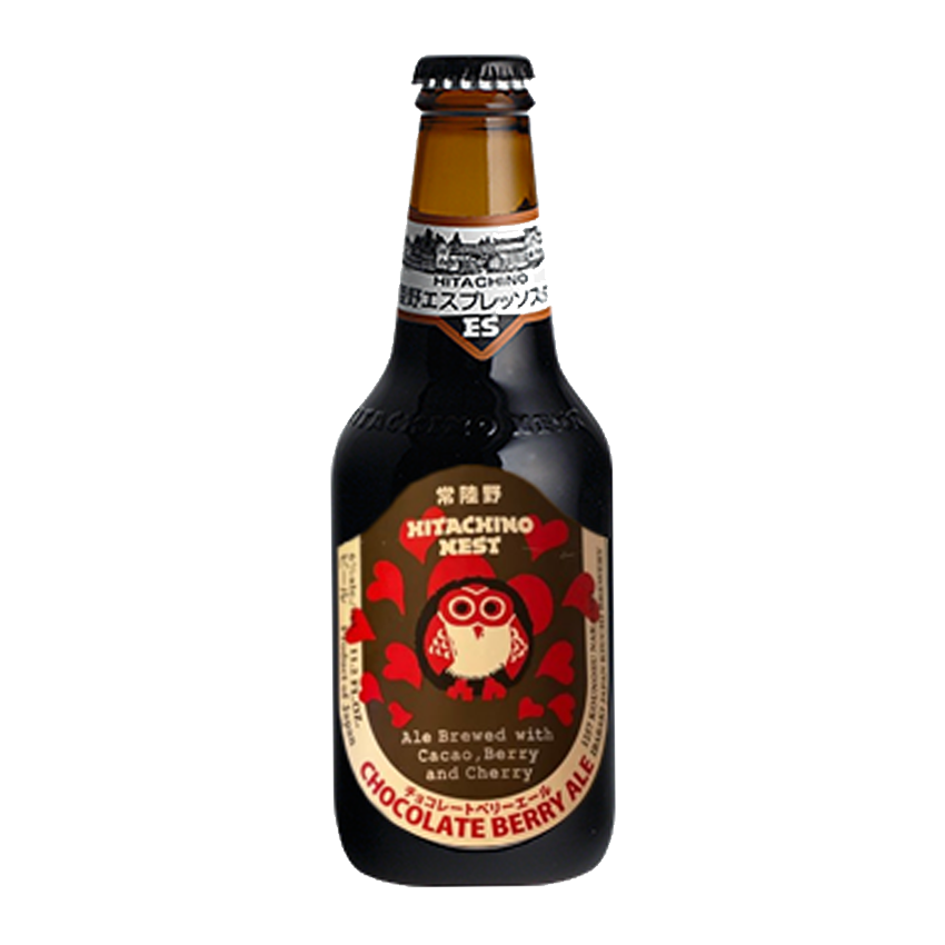 Hitachino Nest Chocolate Berry Ale